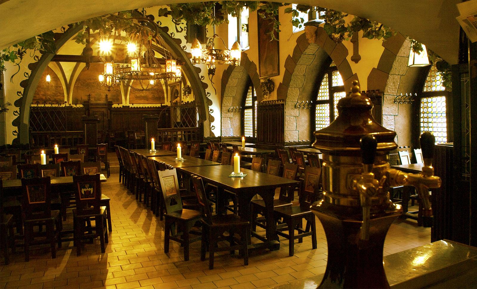 Design El Prague | Willkommen In Der Brauerei Und Restaurant U Fleku Pivovar U Fleku